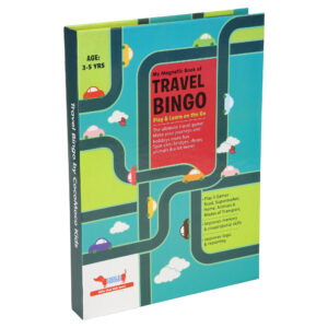 Travel Games for Kids. Educational Toys and Learning Games