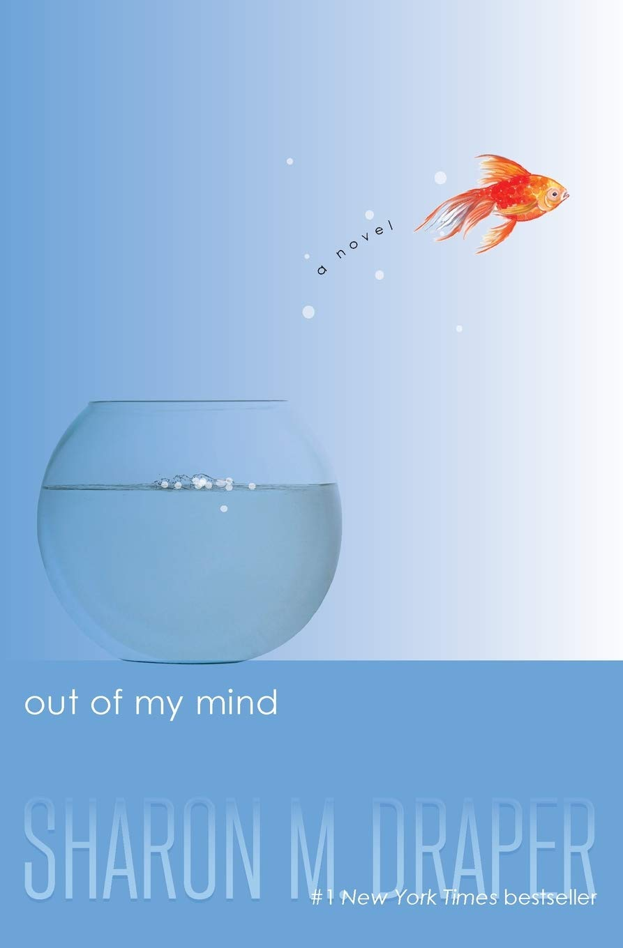 Out of my mind book for 10 year old kids