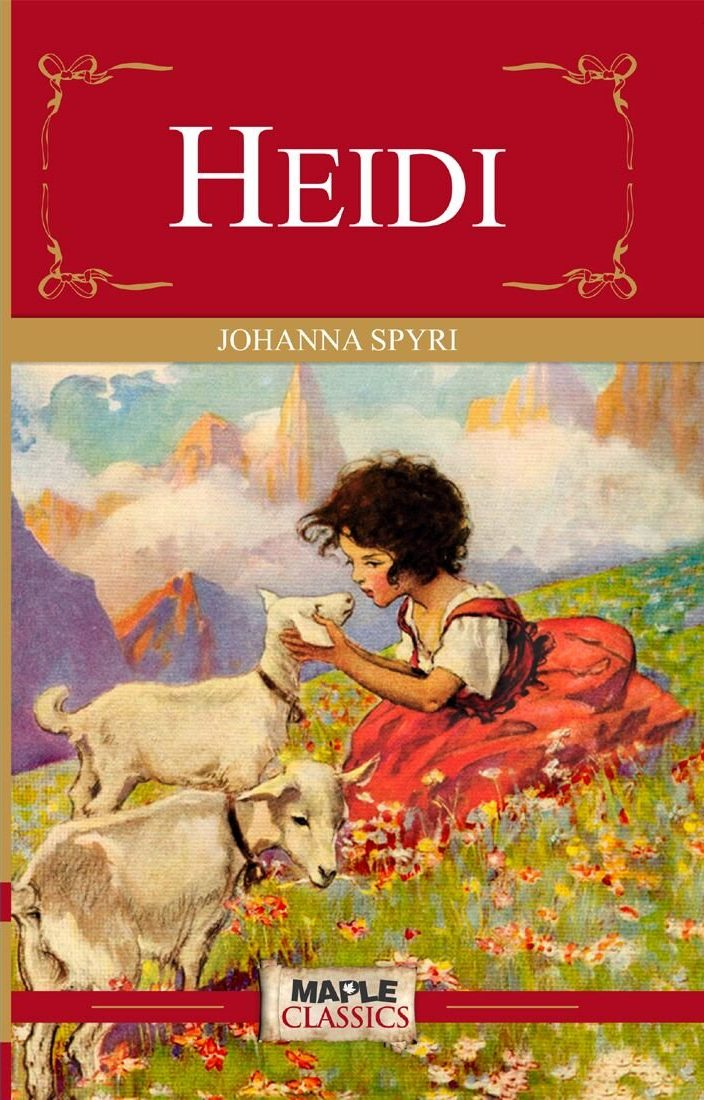 Heidi book by 10 books for 10 year old kids