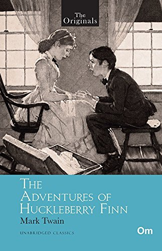The Adventure of Huckleberry Finn book for 10 year old kids