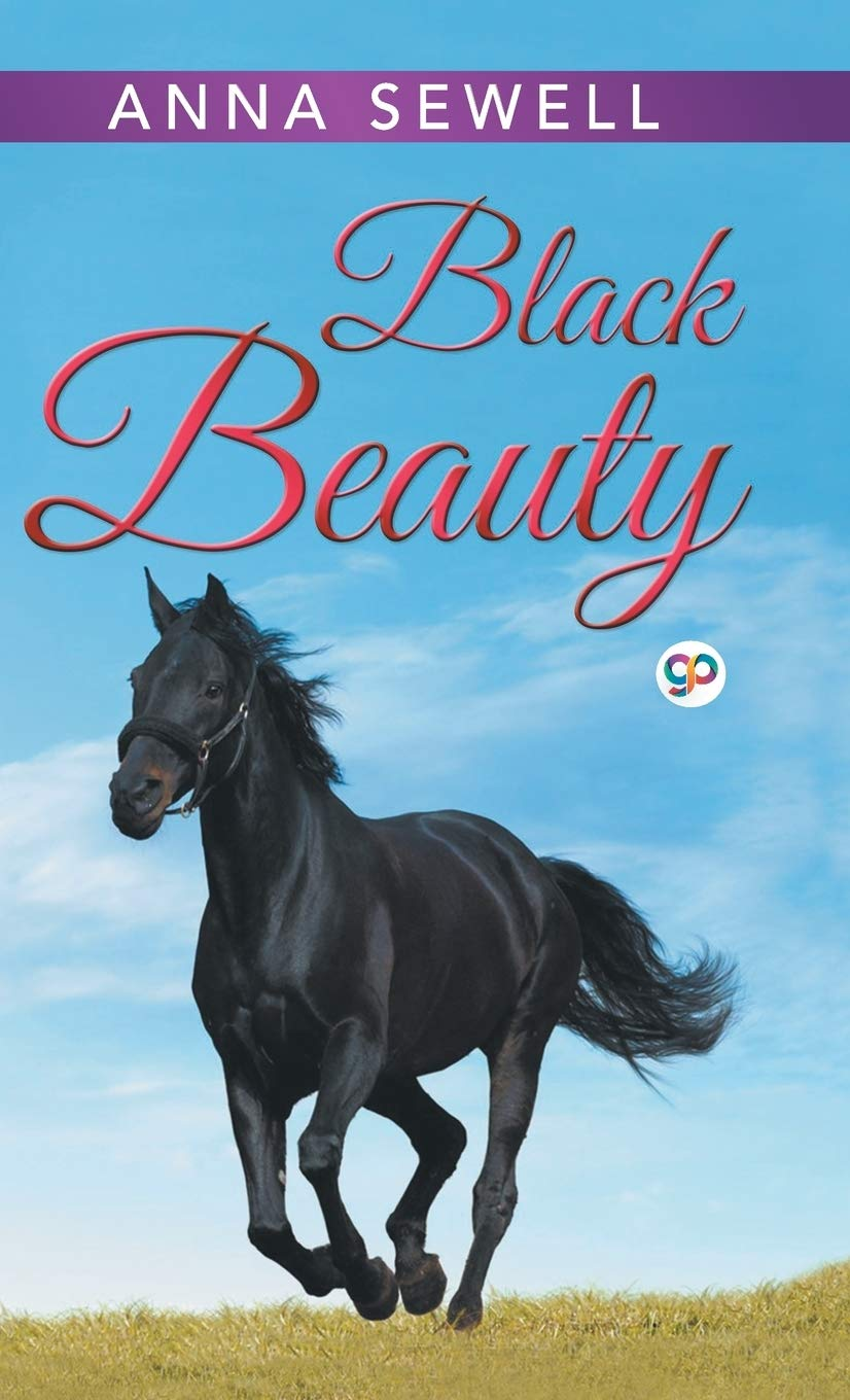 Black beauty story book for 8 year old kids
