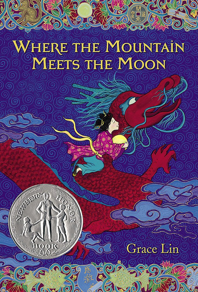Where the mountain meets the moon book for 9 year old kids