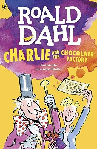 Charlie and the chocolate factory book for 9 year old kids